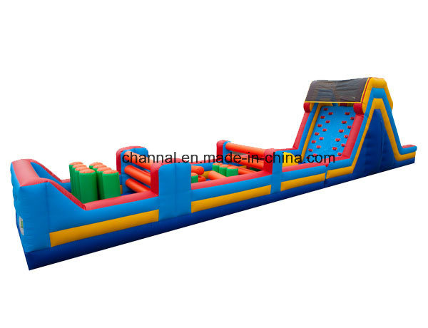 2016 Gaint Cheap Inflatable Obstacle Course for Sale