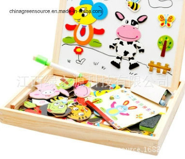 Greensource, Heat Transfer Printing for Wooden of Puzzle