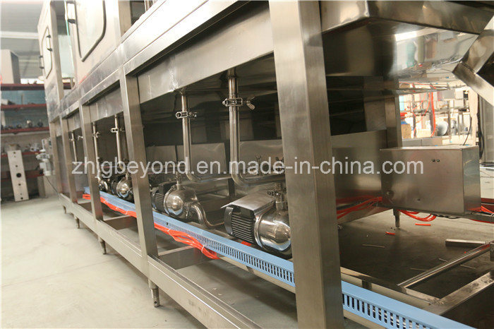 Automatic 5 Gallon Barrel Filling Machinery with Ce Certificate (QGF-600)