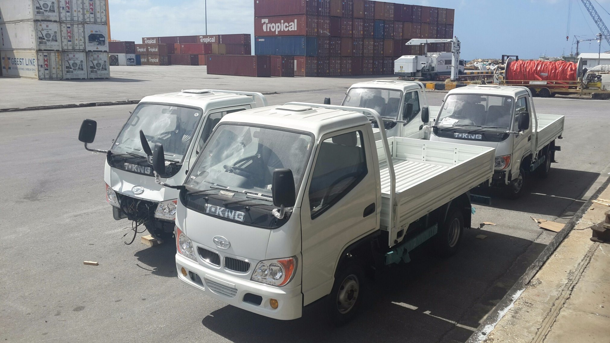 China Light Truck, Mini Truck, 0.5 Ton and 1 Ton