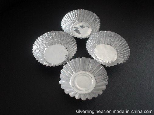 Aluminum Foil Cake Cup Mould