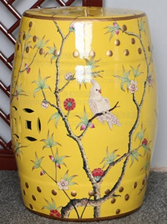 Chinese Porcelain Stool (LS-150)