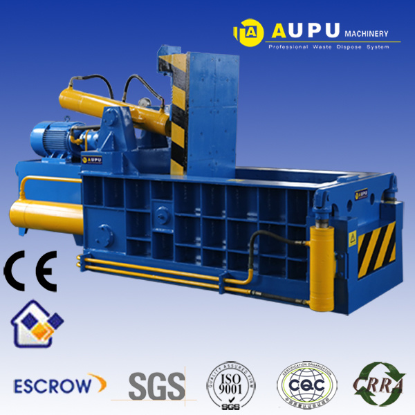 Aupu Horizontal Metal Sheet Baler (Y81-160)