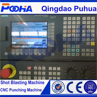 AMD-357 Steel Plate Mechanical CNC Turret Punching Machine
