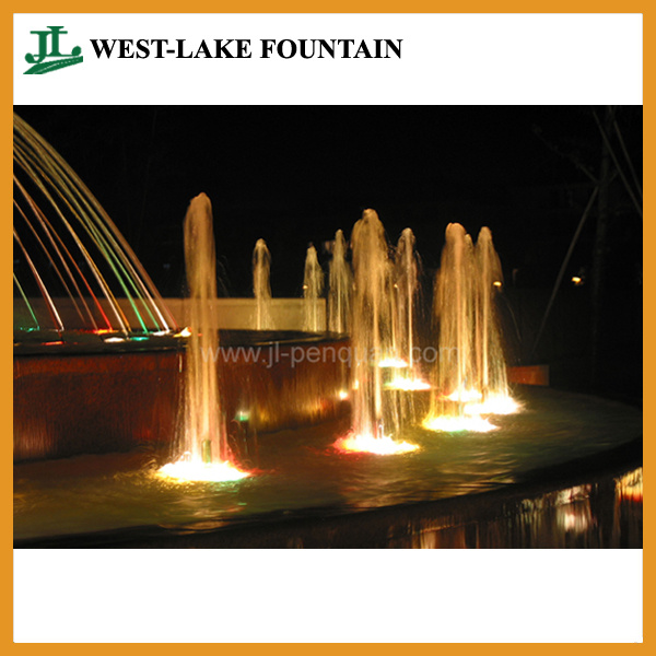 Water Pool Fountain for Housing District