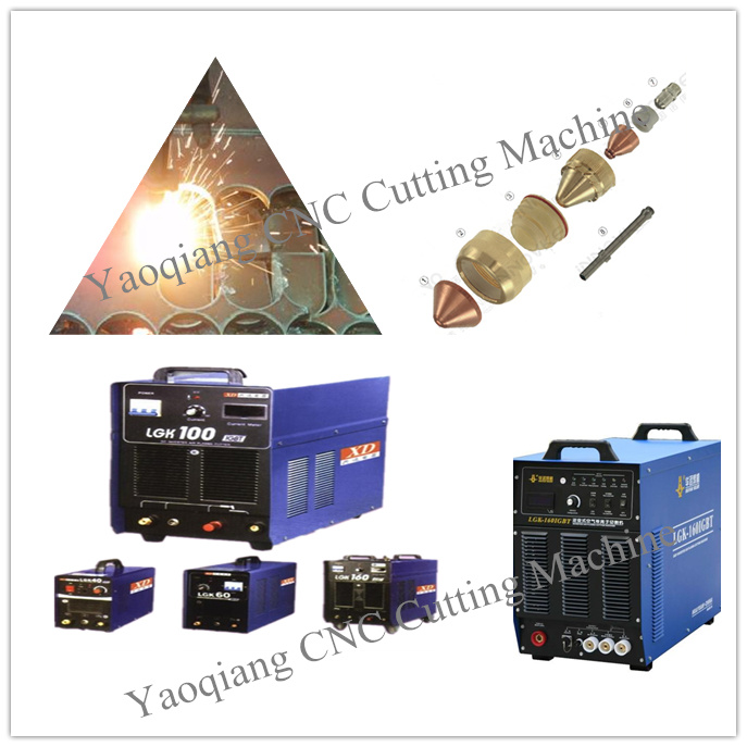 Source CNC Steel Plasma Cutting Machinery in China