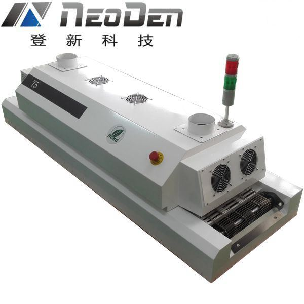 T5 Reflow Oven for SMT Soldering Station, SMT Machine, SMT Production Line