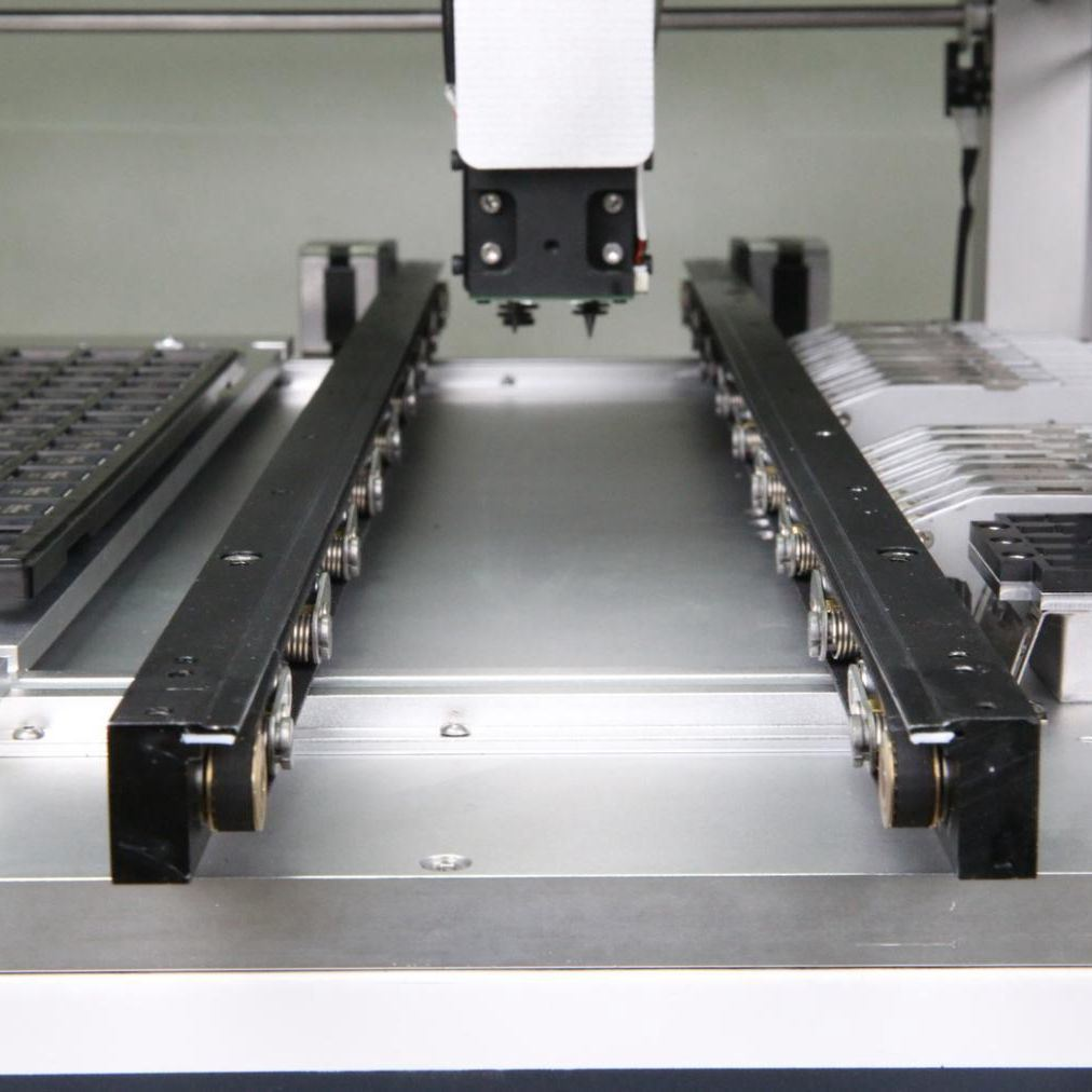 Pick and Place Machine with Vision for SMD LED Strip Placement
