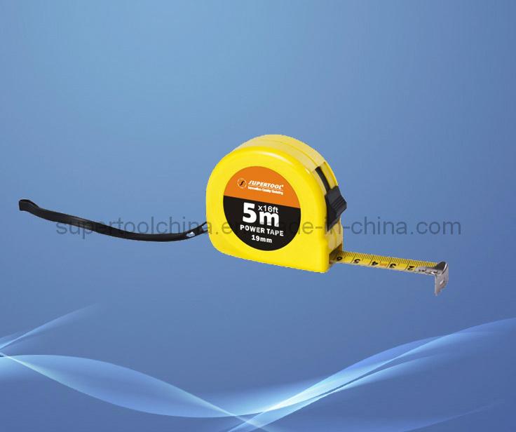 Impact-Resistant ABS House Steel Tape Measure (291795)