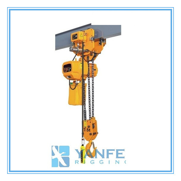 7.5ton Electric Chain Hoist for Lifting