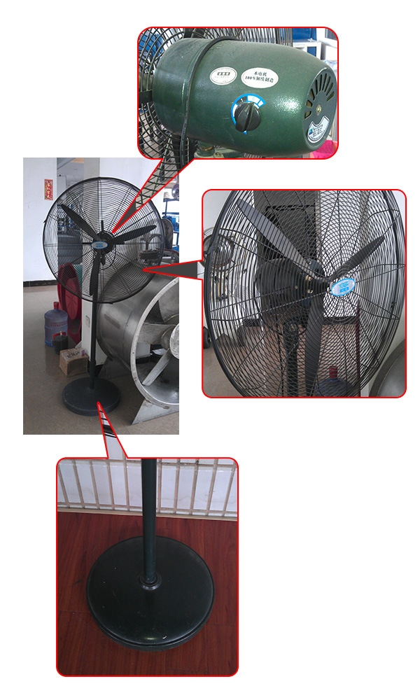 High Velocity Oscillating Iindustrial Standard Fan (YT)