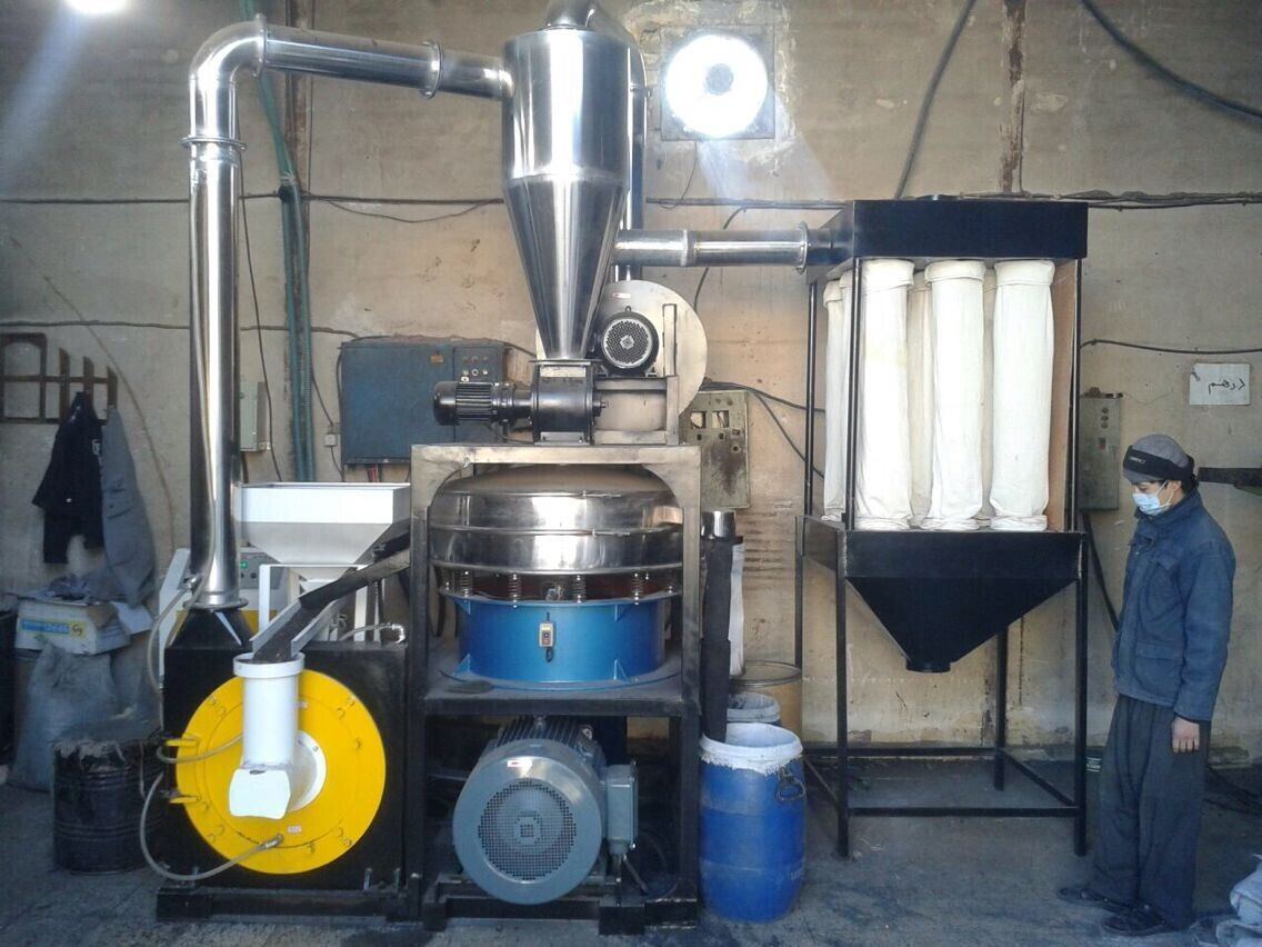 PE PVC Pulverizer/PVC PE Milling Machine/PVC PE Pulverizer Machine/PVC PE