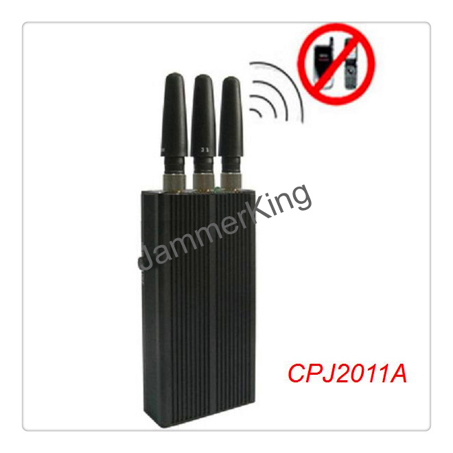 signal jammer medan , China New 3 Band High Output Power 4G WiFi GPS Jammer - China GPS Jammer, Cell Phone Jammer