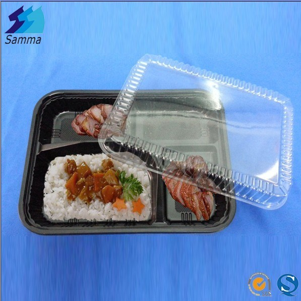 fast food lunch box plastic disposable bento box china disposable bento box bento box. Black Bedroom Furniture Sets. Home Design Ideas