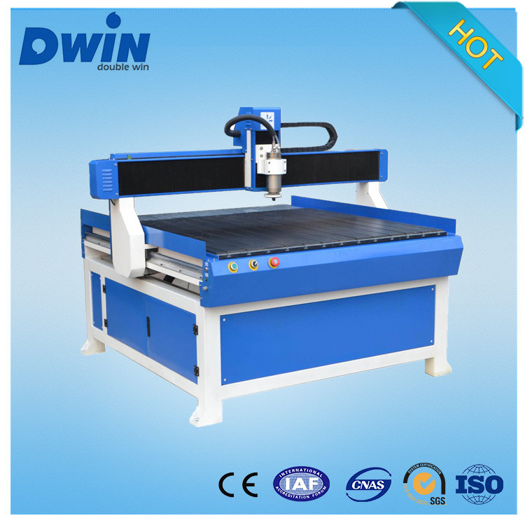 CNC Router Lathe for Wood Looking for Agents (DW1212)