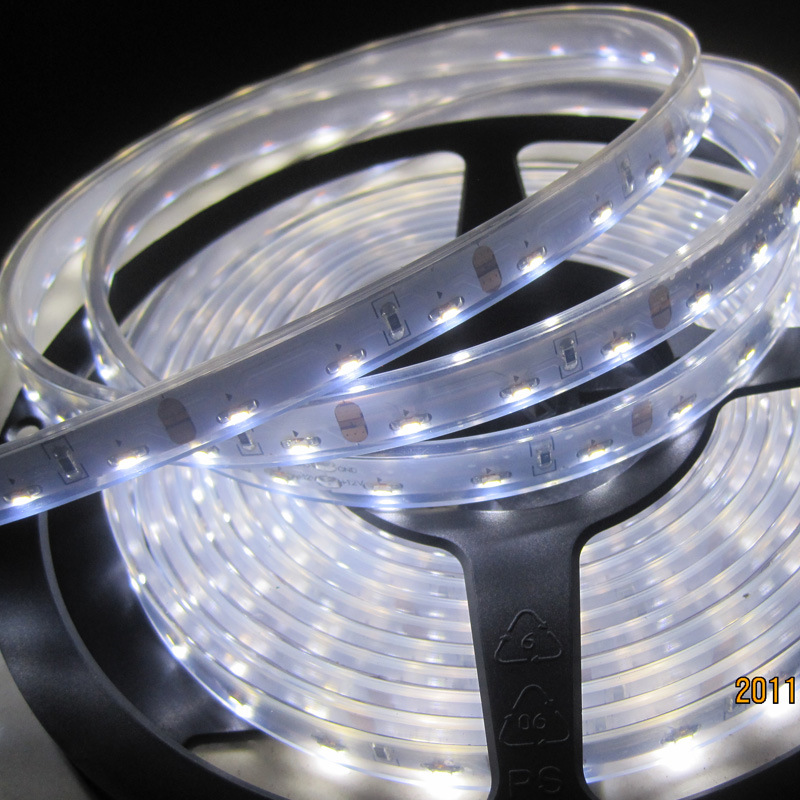 Waterproof IP67 SMD335 Side View LED Flexible Strip Lighting