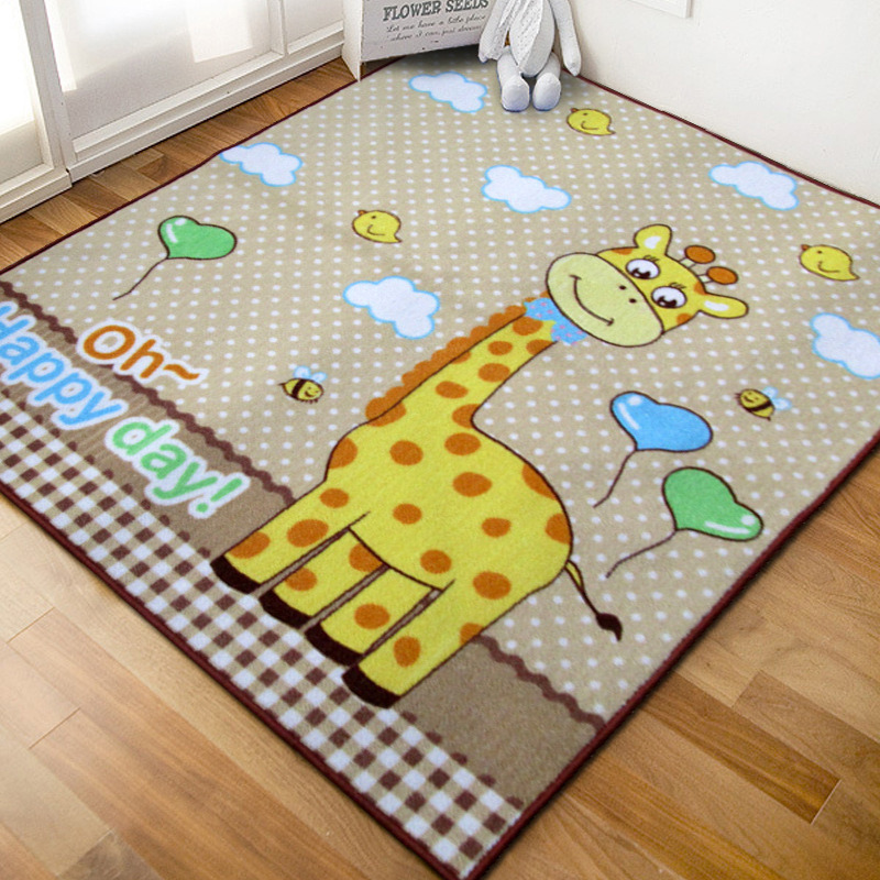 Baby Play Floor Mat, Kids Carpet for Play Room
