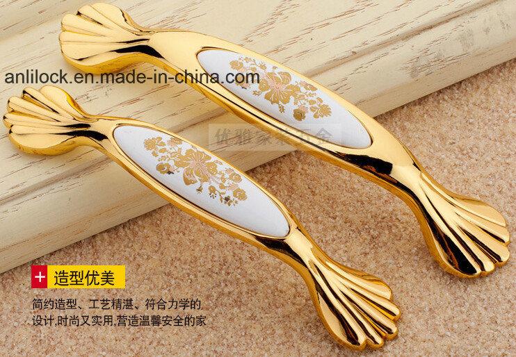 Wardrobe Handle, Cabinet Handle, Drawer Handle, Al-F1-6