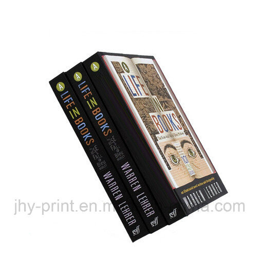 Soft Cover Novel Book Printing Service (jhy-599)