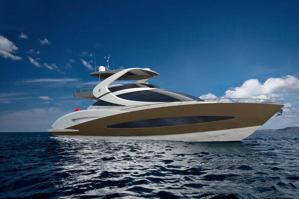 Seastella 78ft Luxury Motor Yacht