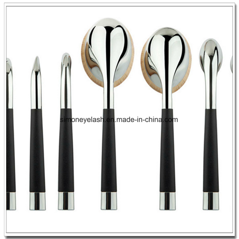 Beauty Equipment Golf Shape Makeup Brush for Make up Artist