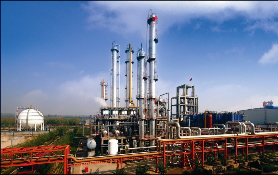 COG to Methanol Plant