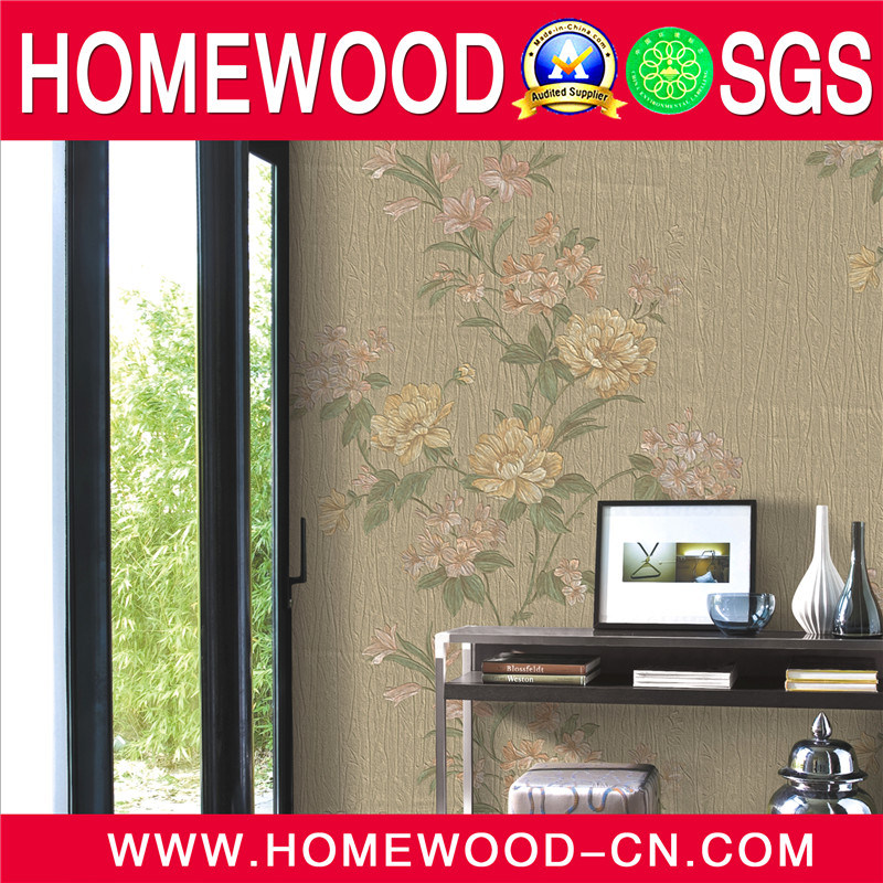 2015 3D Wallpaper for Home Decoration (550g/sqm)