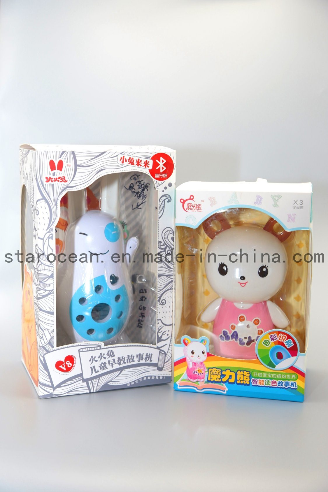 Plastic PVC Packaging Box for Toy Products