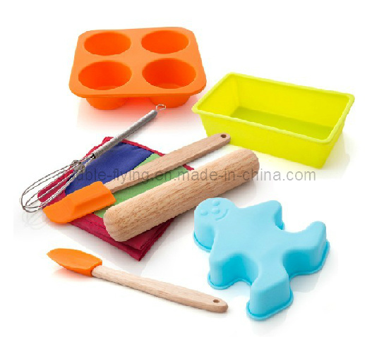 8 Piece Kid's Baking Set (DF1039-2)