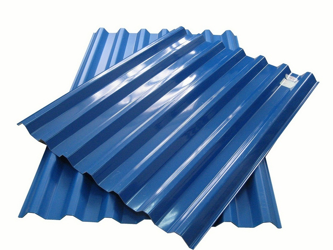 Vinyl Roofing Sheets : China fire prevention pvc resin roofing tiles