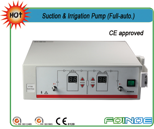 Fn-P′750 Medical Suction Irrigation Pump with CE
