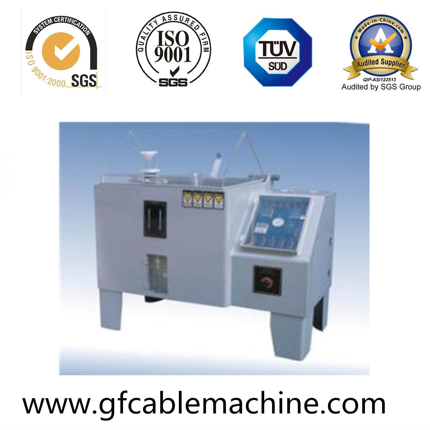 Salt Spray Test Equipment Machine