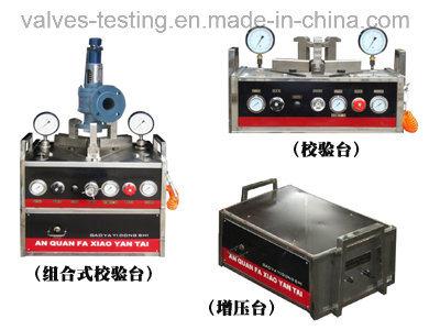 Mini Portable High Pressure Safety Valve Test Station