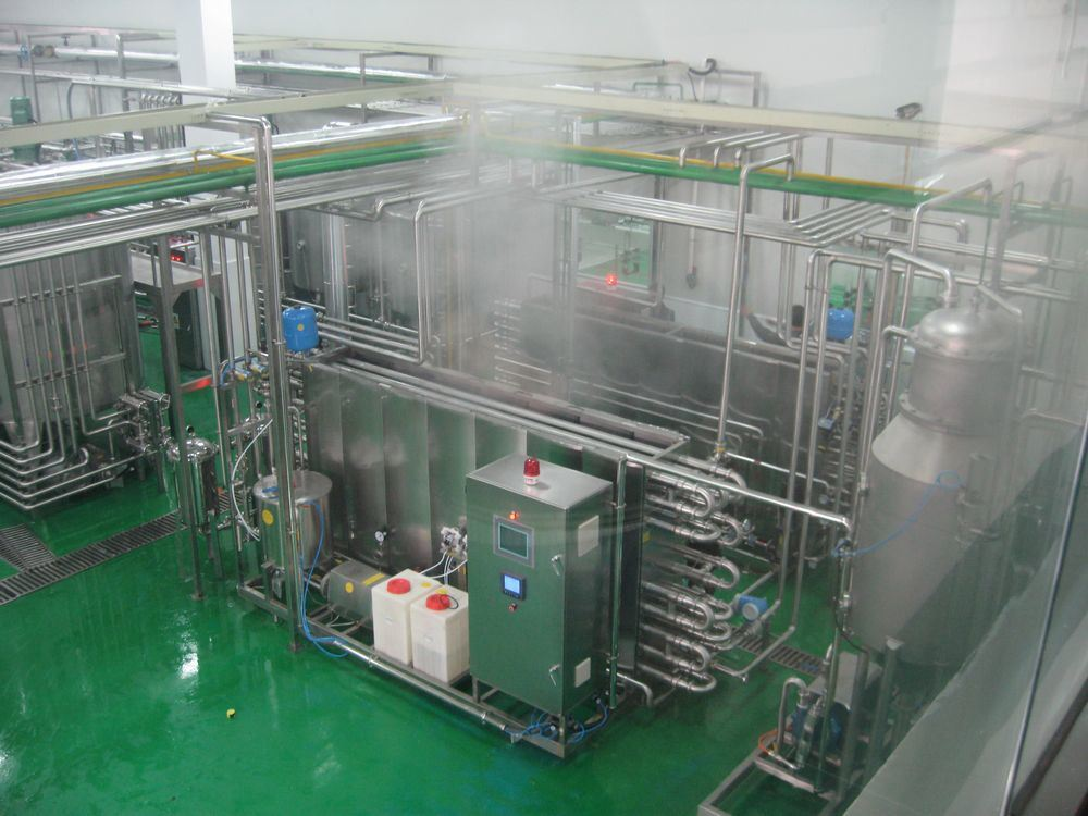 Hot Filling Bottled Juice Processing Machinery (1-40TPH)