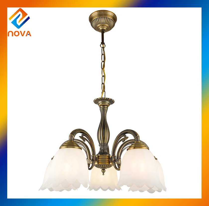 New European Style Glass Pendant Lamp/Light with High Quality
