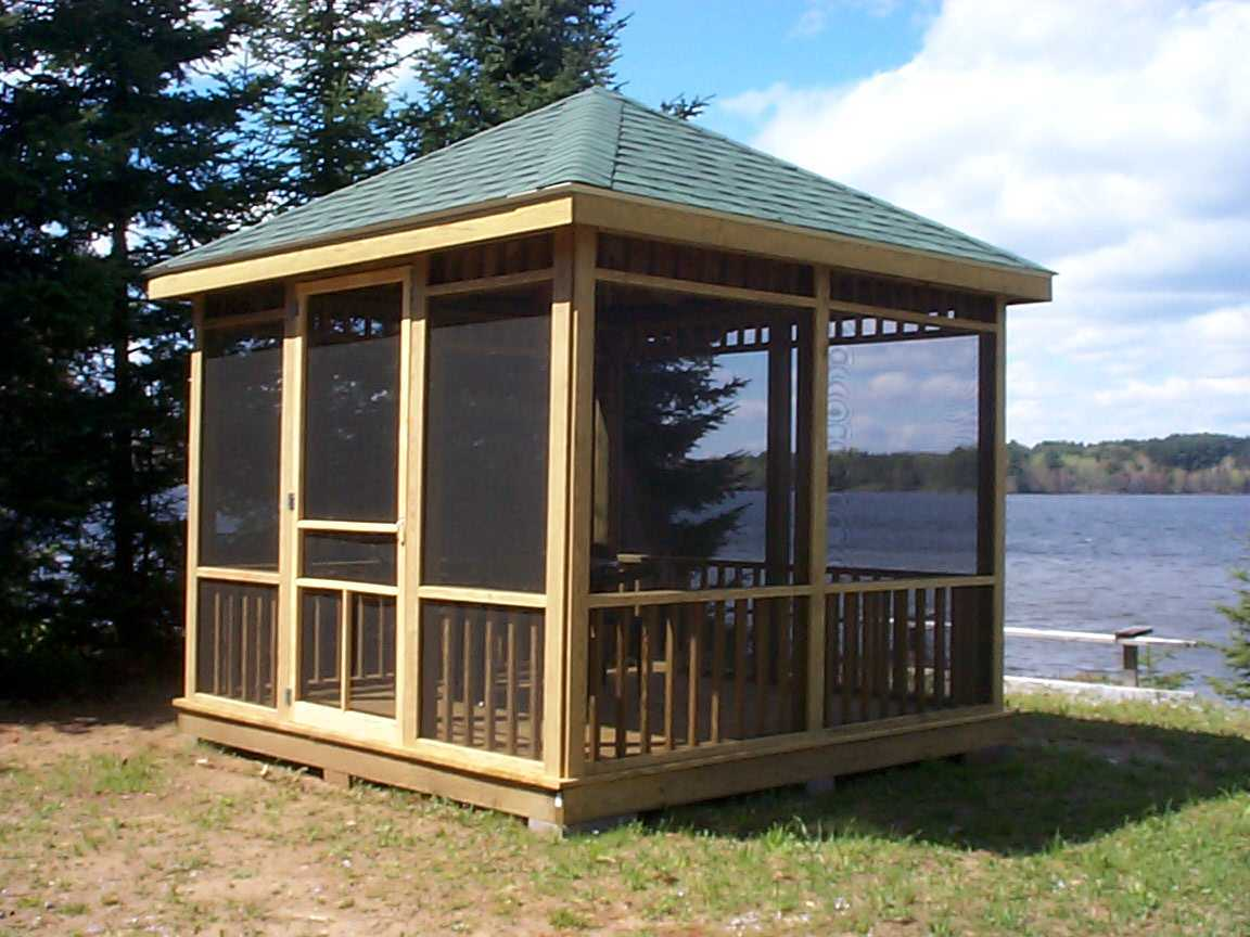 China Outdoor Wooden Gazebo China Gazebo Pavillion