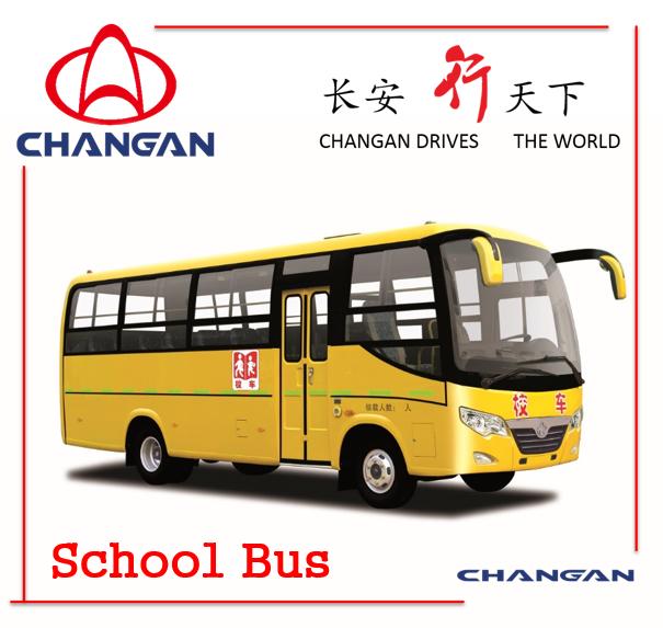 Chanagn Bus School Bus 35seats