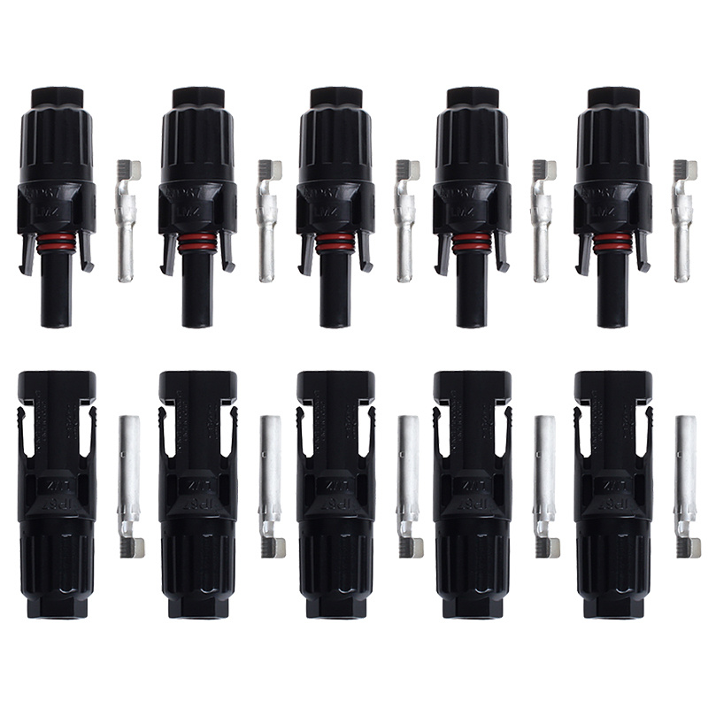 Ce TUV Approved Mc4 Solar Connector for Solar Project
