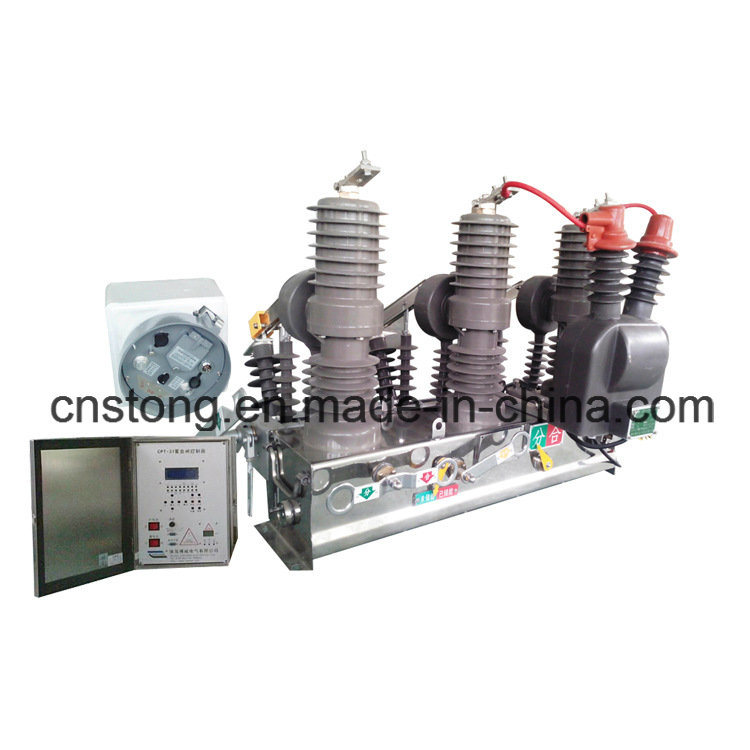 Stong Zw32-12m Type Outdoor High Voltage Vacuum Circuit Breaker