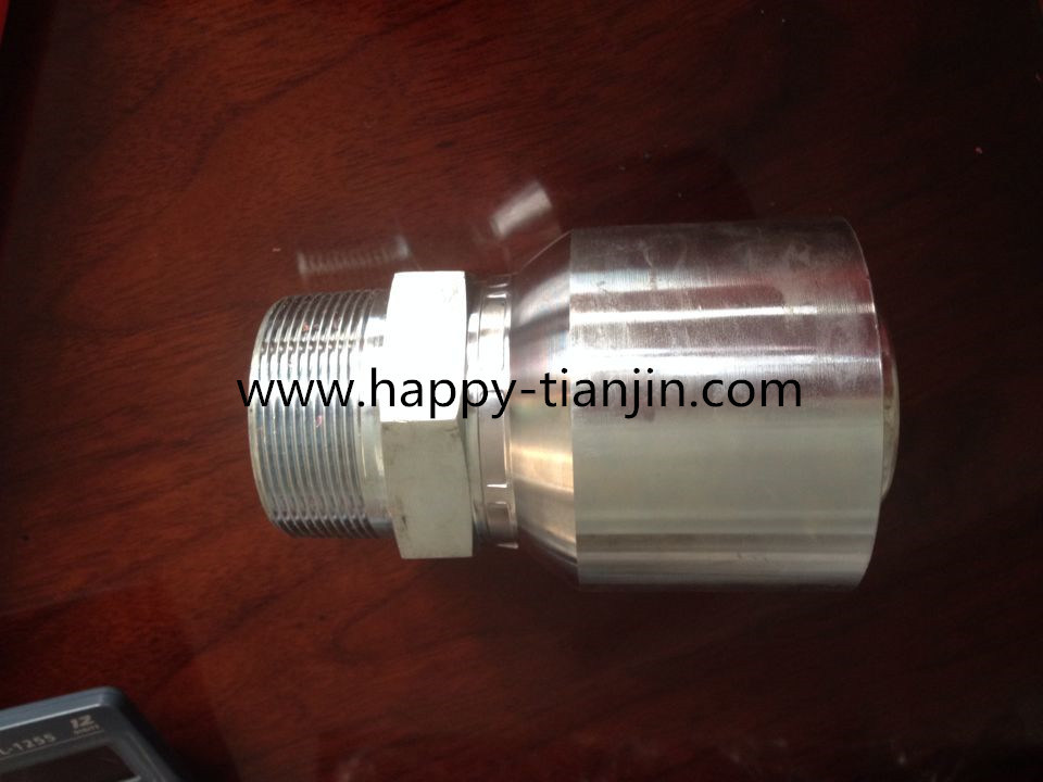 No-Skive Hydraulic Hose Ferrule Fittings