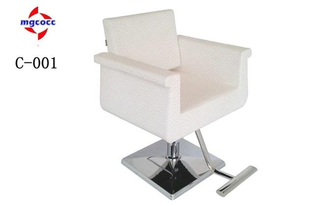 Portable salon chair c 001 china salon chair barber chair for Portable beauty chair