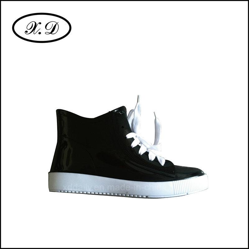 Fashion Rain PVC Boots for Woman (BX-014)