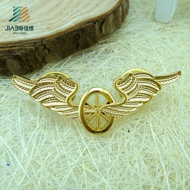 High Quality Wholesale Price Engle Custom Military Honor Brooch Badges