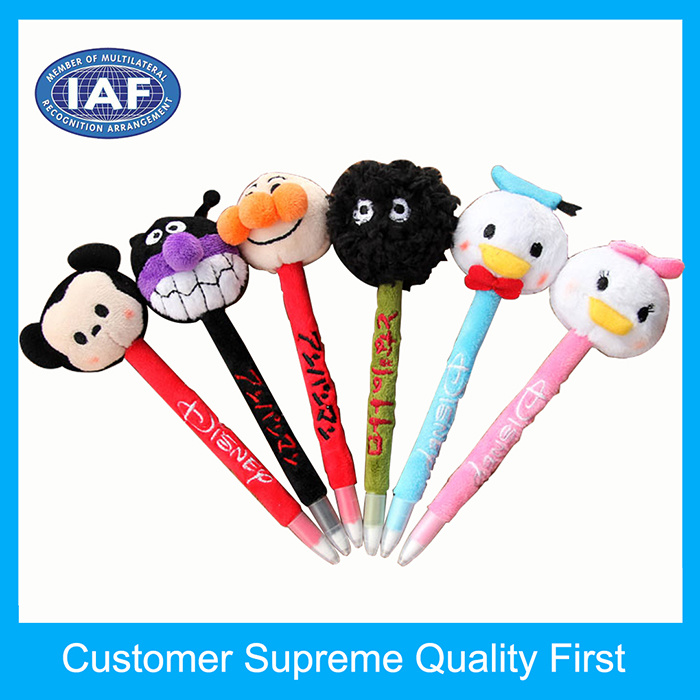 Beautiful Injection Plastic Mould Ball Pen Mold