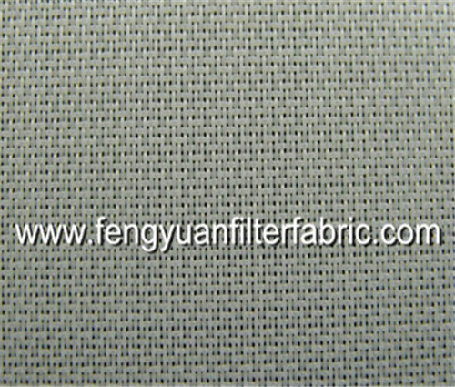 4-Shed Single Layer Paper Making Polyester Forming Fabric