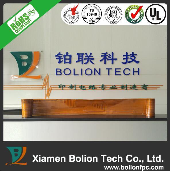 94V-0 Long Flexible Circuit Board / Fast Turn Prototypes, ISO 13485 / Ts 16949/ UL