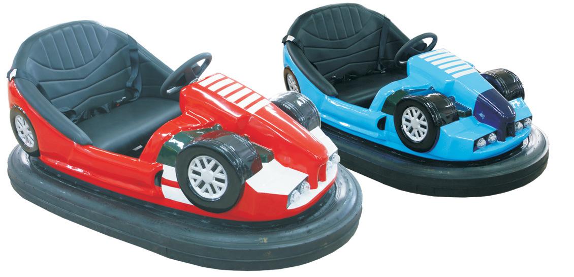 Funny Electrical Bumper Car