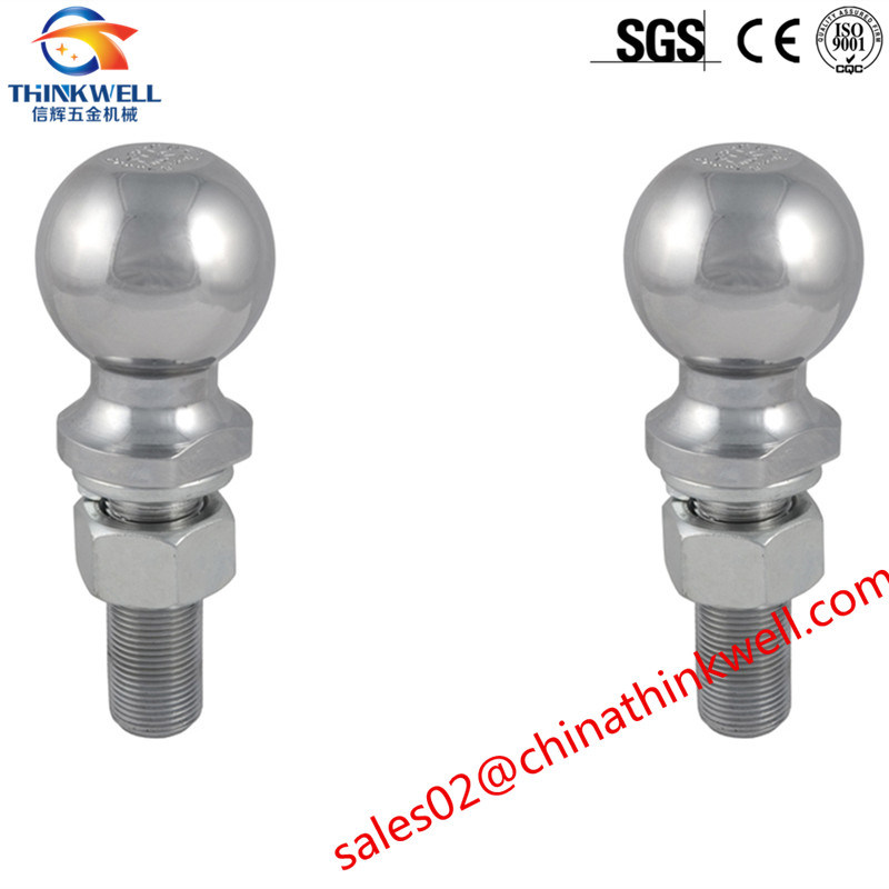 Steel 50mm Chrome Durable Trailer Hitch Ball