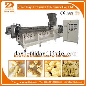 Puffy Corn Snacks Food Extruder
