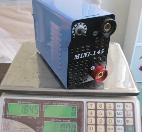 CE Approved IGBT Mini Welding Machine